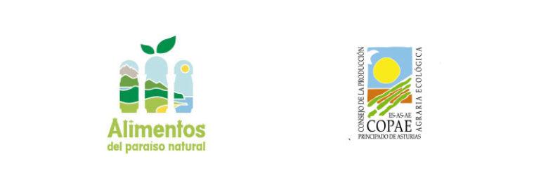 Agrecoastur. Alimentación ecológica. Alimentos del Paraíso Natural