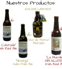 Cerveza Naviega