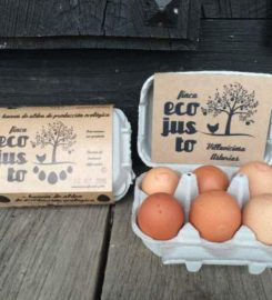Ecojusto. Huevos Ecológicos. Alimentos del Paraíso Natural